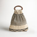 Rugs & Textiles:Textiles, Paulina Reyes for Kate Spade NY™ . Hammock Handbag, 2010.Benefitting The Nature Conservancy: design for a l...