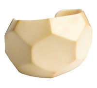 Ted Muehling (American, 20th Century) Vegetable Ivory Cuff (ivory), 2011 Benefitting The Nature C