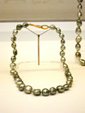 Jewelry, Ted Muehling (American, 20th Century). Keshi Pearl Necklace, 2010. Benefitting The Nature Conservancy: design f...