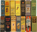 Big Little Book:Miscellaneous, Big Little Book Group (Whitman, 1930s) Condition: Average VG-....(Total: 14 Comic Books)