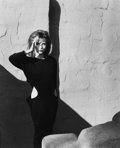 Photographs:20th Century, HERB RITTS (American, 1952-2002). Rebecca De Mornay, LosAngeles, 1984. Gelatin silver, printed later. 19 x 15 inches(4...