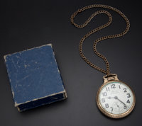 Hamilton 21 Jewel 992 B Railway Special Pocket Watch