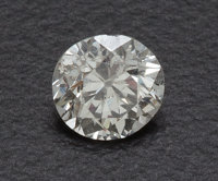 Unmounted Old European Cut Diamond