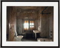 American:Modern, CHRISTOPHER BARNES (American, 20th Century). Bathroom,Physician's House , 1987. Exhibition C - print. 11 x 16 inches(2...