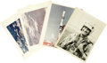 "Transportation:Space Exploration, Gemini 5 - Collection of Eight Official NASA Photos. Six are 8"" x10"" original color glossies with red NASA image numbers in...(Total: 8 Item)"