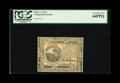 Colonial Notes:Continental Congress Issues, Continental Currency May 9, 1776 $6 PCGS Very Choice New 64PPQ.This is a wonderful piece of Continental paper that has mons...