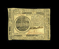 Colonial Notes:Continental Congress Issues, Continental Currency July 22, 1776 $7 Choice About New. Anattractive note with dark signatures and just a trace ofhandling...
