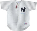 Baseball Collectibles:Uniforms, Ron Guidry Signed New York Yankees Jersey - Steiner. ...