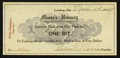Obsoletes By State:Ohio, Lewisburg, OH- Moore's Hennery One Bit (12 1/2¢) Nov. 14, 1907. ...