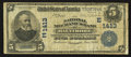 National Bank Notes:Maryland, Baltimore, MD - $5 1902 Date Back Fr. 590 The National MechanicsBank Ch. # (E)1413. ...