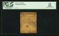 Colonial Notes:Continental Congress Issues, Continental Currency February 17, 1776 $1/2 PCGS Apparent Fine 12.....