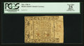 Colonial Notes:Rhode Island, Rhode Island May 1786 3s PCGS Apparent Very Fine 25.. ...