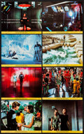 """Movie Posters:Science Fiction, Logan's Run (MGM, 1976). Mini Lobby Card Set of 8 (8"""" X 10"""").Science Fiction.. ... (Total: 8 Items)"""