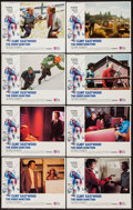 "Movie Posters:Action, The Eiger Sanction (Universal, 1975). Lobby Card Set of 8 (11"" X14""). Action.. ... (Total: 8 Items)"