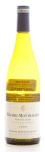 White Burgundy, Batard Montrachet 2004 . Fontaine-Gagnard . bsl, nl. Bottle(1). ... (Total: 1 Btl. )
