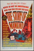 "Movie Posters:Fantasy, The Story of Mankind (Warner Brothers, 1957). One Sheet (27"" X 41""). Fantasy.. ..."