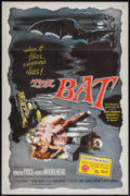 """Movie Posters:Horror, The Bat (Allied Artists, 1959). One Sheet (27"""" X 41""""). Horror.. ..."""