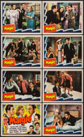"""Movie Posters:Musical, Margie (Universal, 1940). Lobby Card Set of 8 (11"""" X 14""""). Musical.. ... (Total: 8 Items)"""