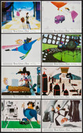 "Movie Posters:Animation, Twice Upon a Time & Other Lot (Ladd Company, 1983). Mini LobbyCard Sets of 8 (2) (8"" X 10""). Animation.. ... (Total: 16 Items)"
