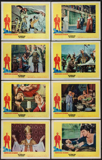 """The Agony and the Ecstasy (20th Century Fox, 1965). Lobby Card Set of 8 (11"""" X 14""""). Drama. ... (Total: 8 Item..."""