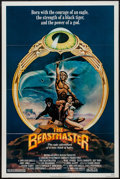 "Movie Posters:Fantasy, The Beastmaster (MGM/UA, 1982). One Sheet (27"" X 41"") & Promo(4 Pages, 11"" X 14.5""). Fantasy.. ... (Total: 2 Items)"