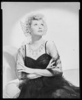"Movie Posters:Comedy, Lucille Ball (RKO, 1940s). Eastman Kodak Safety Negative (8"" X9.75""). Comedy.. ..."