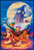 "Movie Posters:Animation, The Great Mouse Detective (Buena Vista, R-1992). One Sheet (27"" X 40"") DS. Animation. Re-release Title: The Adventures of ..."