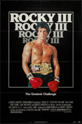 """Movie Posters:Sports, Rocky III (United Artists, 1982). One Sheet (27"""" X 41""""). Sports.. ..."""