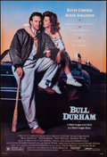 "Movie Posters:Sports, Bull Durham (Orion, 1988). One Sheet (27"" X 40"") Style B. Sports.. ..."