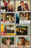 "Movie Posters:War, Darby's Rangers & Others Lot (Warner Brothers, 1958). LobbyCards (18) (11"" X 14"") & One Sheets (2) (27"" X 41""). War.. ...(Total: 20 Items)"
