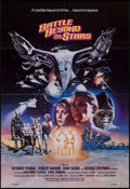 "Movie Posters:Science Fiction, Battle Beyond the Stars (New World, 1980). One Sheet (27"" X 39"")& Belgian Poster (14.5"" X 22""). Science Fiction.. ... (Total: 2Items)"