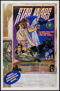 """Movie Posters:Science Fiction, Star Wars (20th Century Fox, 1978). Soundtrack One Sheet (27"""" X41"""") Style D. Science Fiction.. ..."""