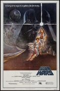 """Movie Posters:Science Fiction, Star Wars (20th Century Fox, 1977). One Sheet (27"""" X 41"""") Style A.Science Fiction.. ..."""