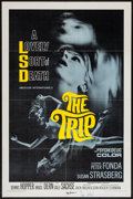 """Movie Posters:Exploitation, The Trip (American International, 1967). Autographed One Sheet (27"""" X 41""""). Exploitation.. ..."""