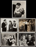 """Movie Posters:Musical, Broadway (Universal, 1942). Photos (10) (11"""" X 14""""). Musical.. ... (Total: 10 Items)"""