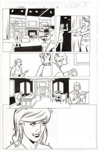 Mike Allred X-Statix BANNED VERSION PRINCESS DI ANOTHER DAY #13 Page 12 Pa