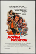 "Movie Posters:Comedy, Moving Violation & Other Lot (20th Century Fox, 1976). One Sheets (2) (27"" X 41"") Style B & Regular. Comedy.. ... (Total: 2 Items)"