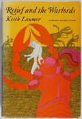 Books:Science Fiction & Fantasy, Keith Laumer. SIGNED. Retief and the Warlords. Doubleday, 1968. First edition, first printing. Signed by the autho...