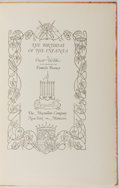 Books:Literature Pre-1900, [Pamela Bianco, illustrator]. SIGNED LIMITED EDITION. Oscar Wilde.The Birthday of the Infanta. Macmillan, 1929....