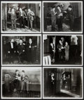 "Movie Posters:Comedy, The Laurel-Hardy Murder Case (MGM). Reprint Photos (12) (8"" X 10""). Comedy.. ... (Total: 12 Items)"