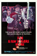 """Movie Posters:Western, For a Few Dollars More (United Artists, 1967). Autographed One Sheet (27"""" X 41"""").. ..."""