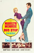 "Movie Posters:Drama, Bus Stop (20th Century Fox, 1956). One Sheet (27"" X 41"").. ..."