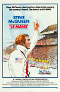 "Movie Posters:Sports, Le Mans (National General, 1971). One Sheet (27"" X 41"").. ..."