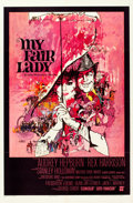 "Movie Posters:Musical, My Fair Lady (Warner Brothers, 1964). One Sheet (27"" X 41"").. ..."