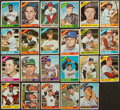 Baseball Collectibles:Others, 1966 Topps Signed Card - Lot of 23. ...