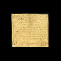 Colonial Notes:Massachusetts, Massachusetts October 18, 1776 4d Very Fine. This is a verypleasing example of this desirable and popular issue where the i...