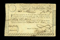 Colonial Notes:Massachusetts, 1779 Massachusetts 6% Treasury Certificate.....