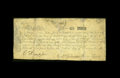 "Colonial Notes:New Hampshire, New Hampshire June 20, 1775 6s Fine Repaired. A Paul Revere printed""Copperplate Note."" It has been repaired along three ver..."