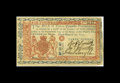 Colonial Notes:New Jersey, New Jersey March 25, 1776 L3 New. This is a lovely example of thisscarcer denomination which has beautiful ink colors and b...