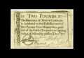 Colonial Notes:North Carolina, North Carolina December, 1771 L2 Extremely Fine. This is anabundantly margined example of this popular North Carolina issue...